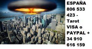 Tercera Guerra Mundial según videntes o tarot