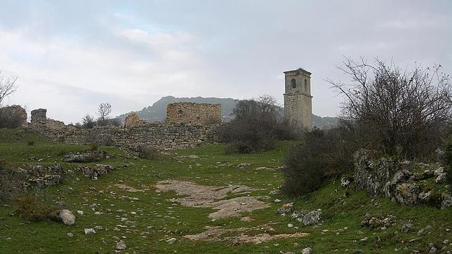 Lugares malditos Álava