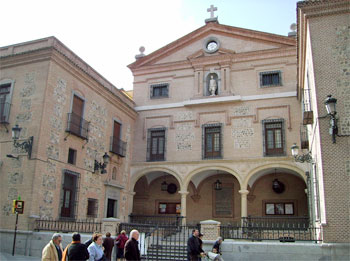 misterios y leyendas de la Iglesia de San Ginés de Arlés