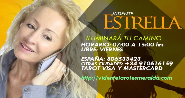 Tarot de Estrella Madrid