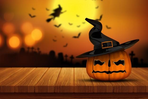 Tarot en halloween