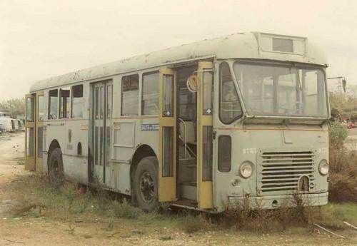 El autobús del miedo fantasma de Ladbroke Grove