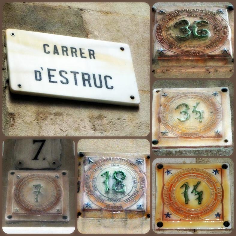 Calles misteriosas Barcelona