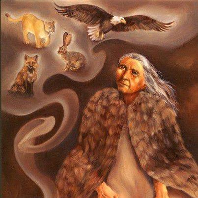 Animales de los aborígenes norteamericanos