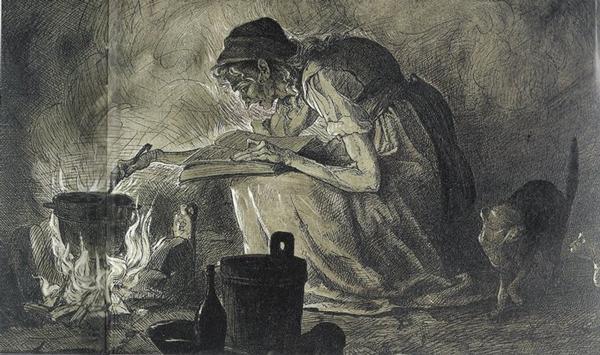 brujas y leyendas en Álava