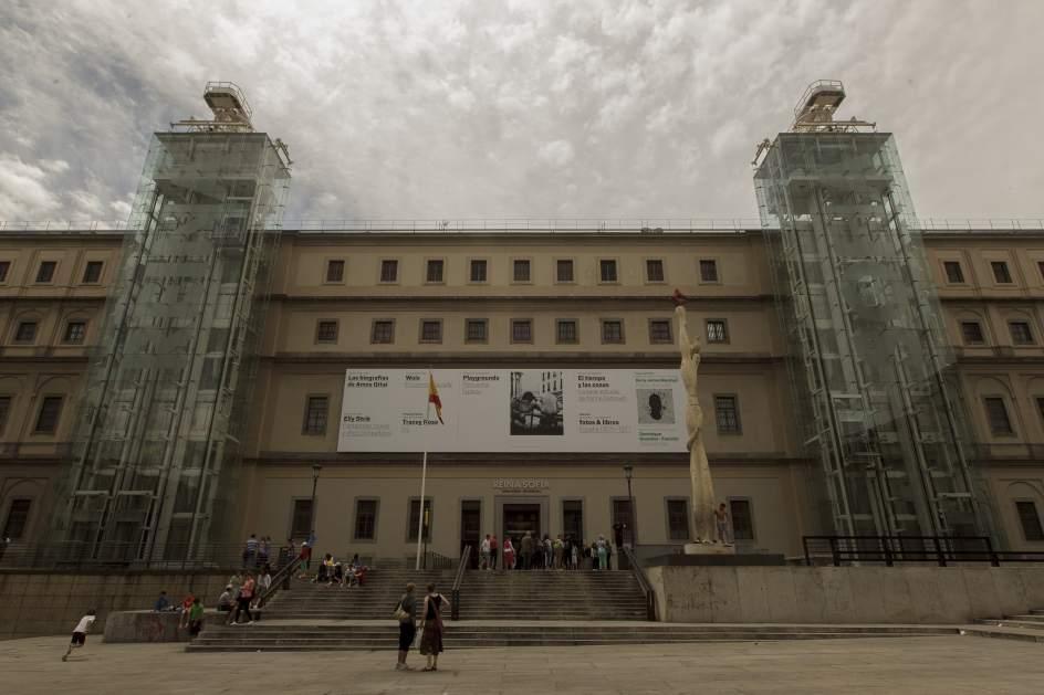 Museo Reina Sofía y las experiencias paranormales en el interior