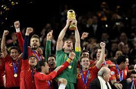 España ganara el mundial de Brasil
