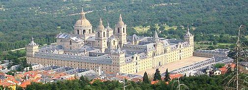 El monasterio de San Lorenzo del escorial