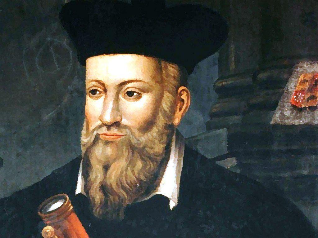 Nostradamus sin dudas uno de los mejores videntes