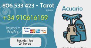 TAROT Acuario día 18 de febrero 2018 horóscopo diario