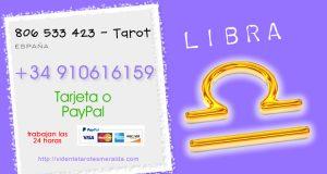 TAROT LIBRA día 19 de febrero 2018 horóscopo