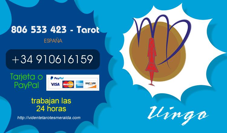 VIRGO día 17 de Abril en 2018 horóscopo hoy Martes – Tarot