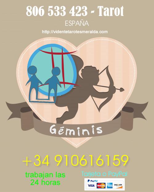 GÉMINIS 18 de septiembre