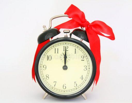 tiempo 1440 Minutos Diarios