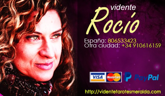 Vidente Rocío Tarot