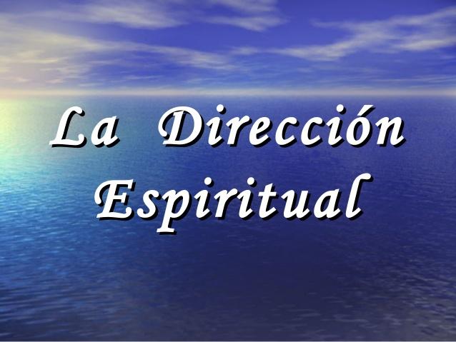 Asesoramiento espiritual Segovia