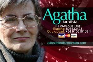 tarot de Agatha