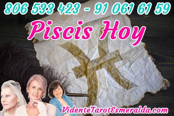 Piscis hoy el horóscopo para el día con Esmeralda Llanos
